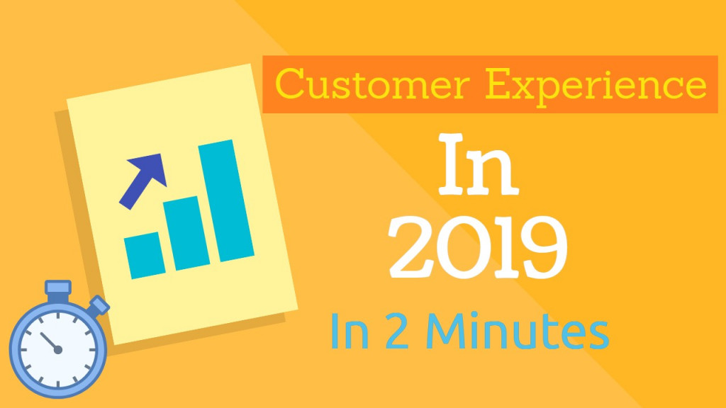 Customer experience strategy for 2019