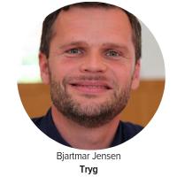 Bjartmar Jensen Tryg