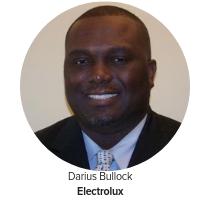 Darius Bullock Electrolux