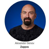 Alexander Genov Zappos