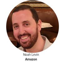 Noah Levin Amazon