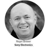 Roger Brewer Sony Electronics
