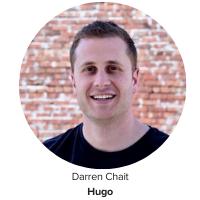 Darren Chait cofounder of Hugo