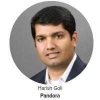 Harish Goli Pandora