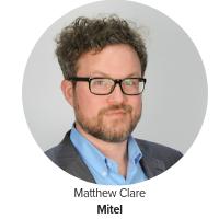 Matthew Clare Mitel