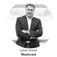 Lance Gruner Mastercard