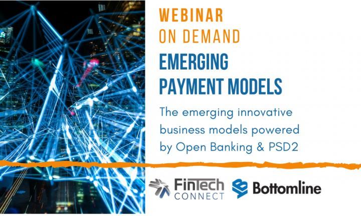 Webinar- Emerging Payment Models