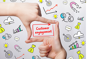 Customer engagement marketing