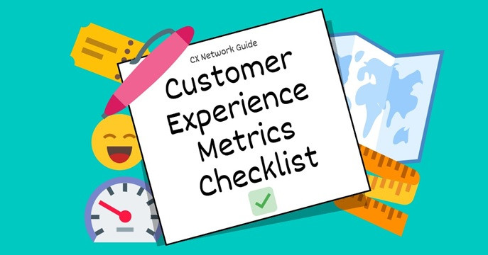 customer_experience_metric_checklist
