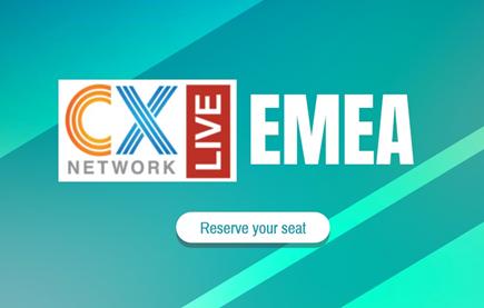 CX Network Live EMEA