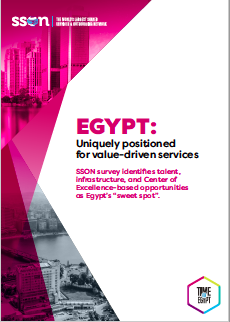 EGYPT: Uniquely Positioned for Value-Driven Services