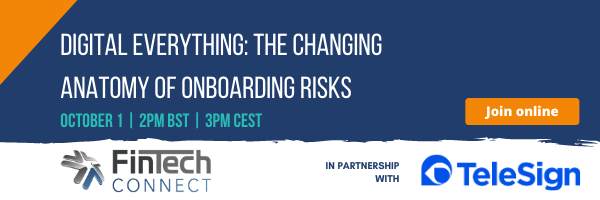 Webinar: Digital Everything: The changing anatomy of onboarding risks