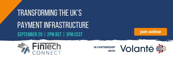 Webinar: Transforming the UK's Payment Infrastructure
