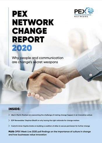 PEX Network change report 2020