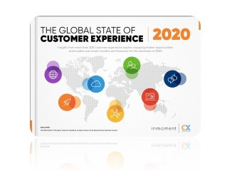 Image of CX Network Global State of Customer Experience 2020