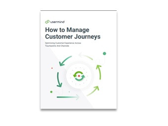 Image of customer journey mapping report