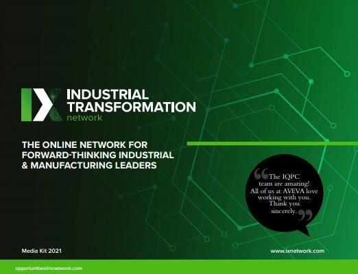 Industrial Transformation Network | Media Kit 2021