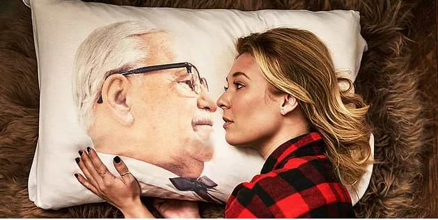 KFC pillowcase
