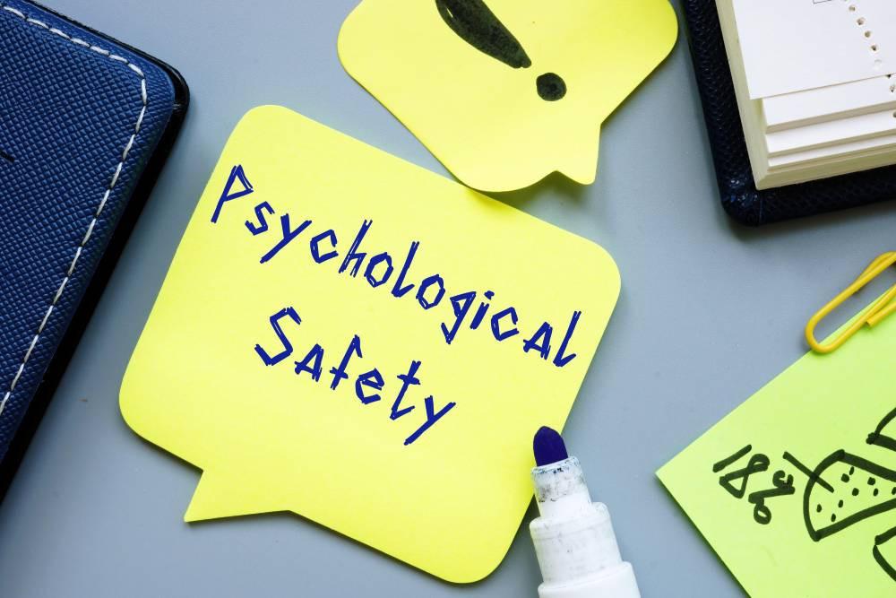 Building a Culture of Psychological Safety   HR Exchange Network
