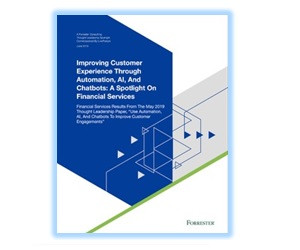 Customer experience strategy report
