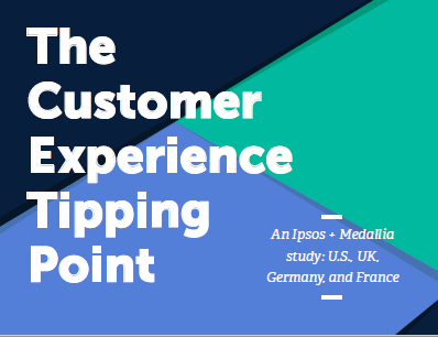 medallia, customer experience, CX, customer service, IPSOS
