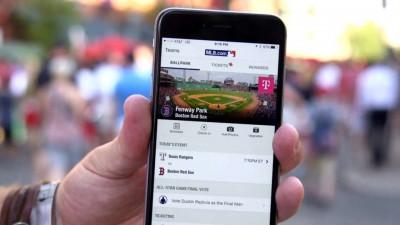 MLB Ballpark app