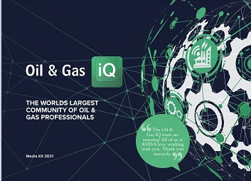 Oil & Gas IQ | 2021 Media Kit