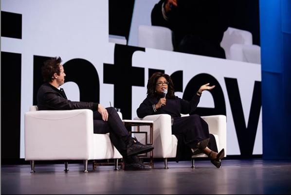 Oprah Winfrey X4 Summit 2019