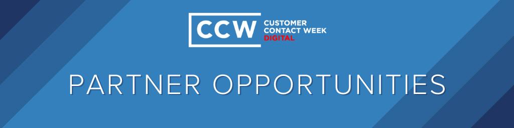 Partner With Customer Contact Week Digital