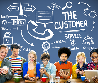 customer centric services