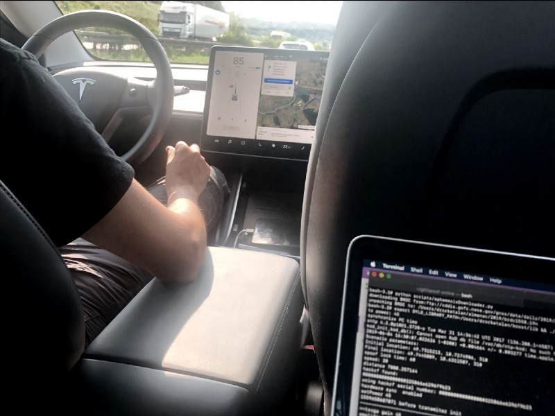 Webinar - Behind the Scenes of Tesla Navigation Hack