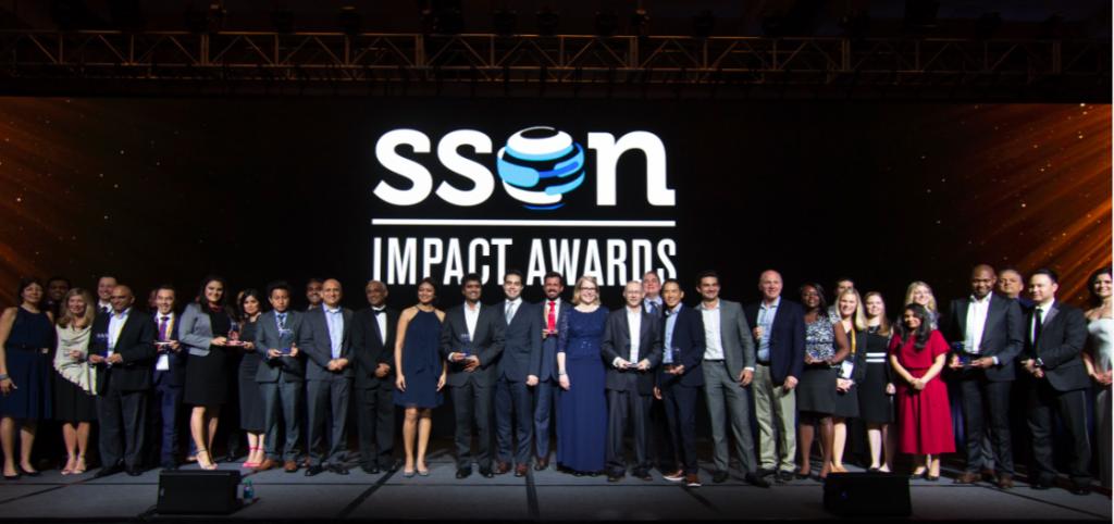 SSON Impact Awards North America 2019