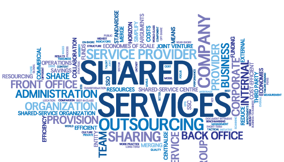 Shared Services 101 - 12 September 2019