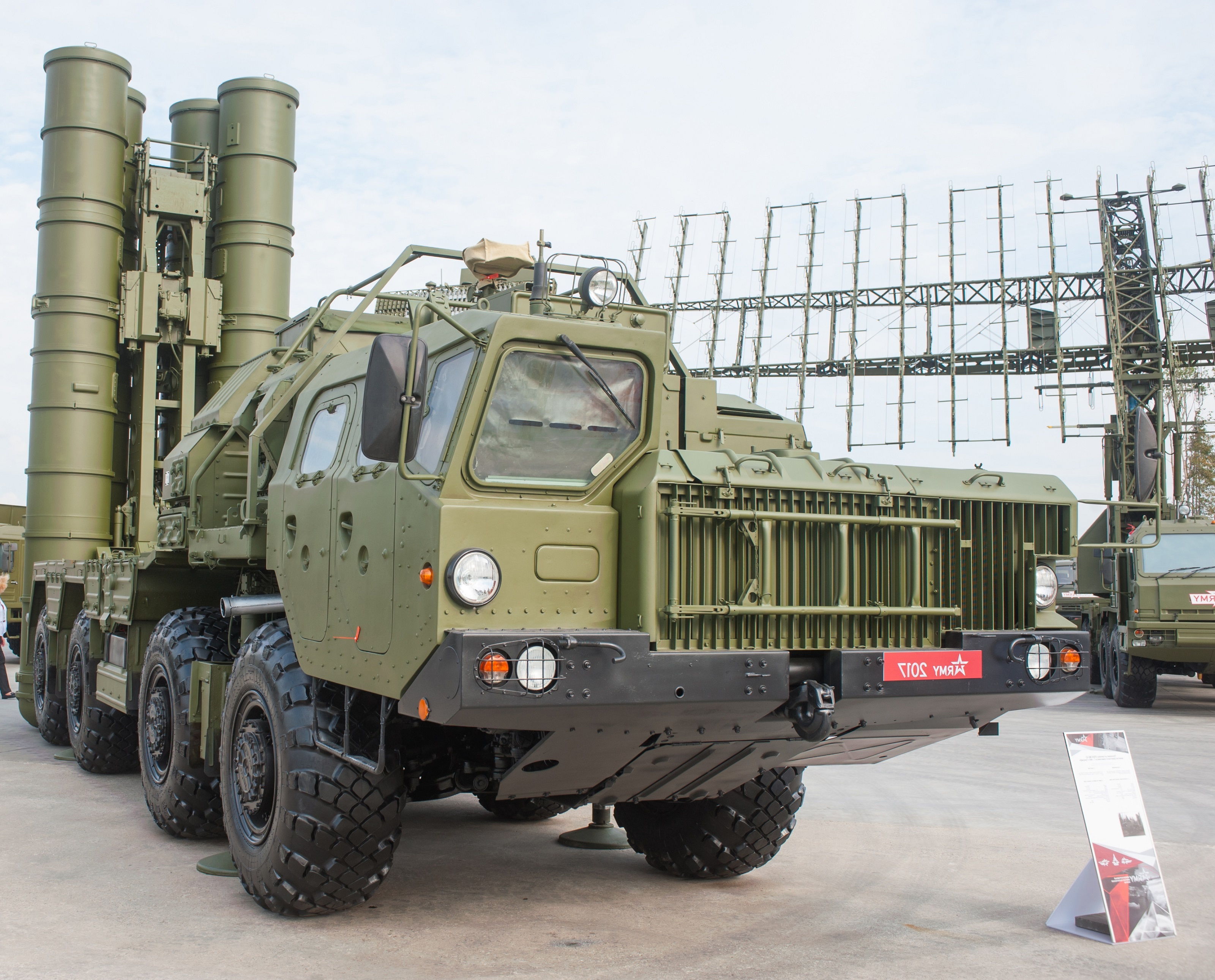 How capable is the S-400 missile system? | Defence IQ