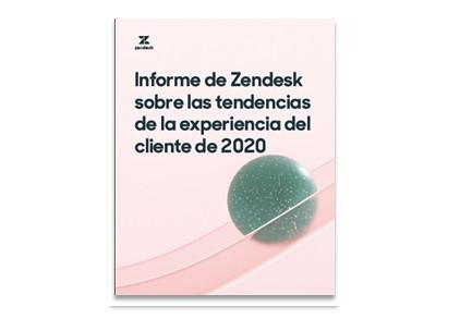 Image of zendesk report in spanish