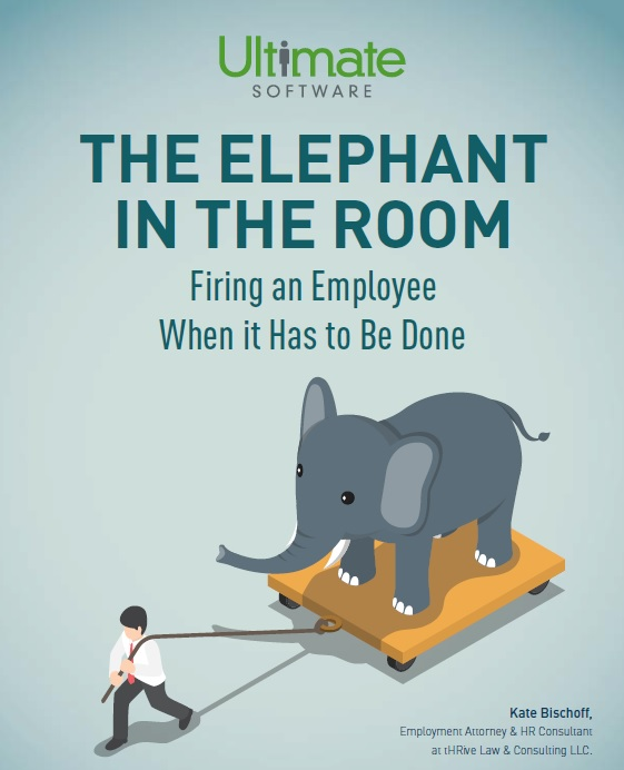 Elephant In Room That Needs To Be >> The Elephant In The Room Firing An Employee When It Has To Be Done
