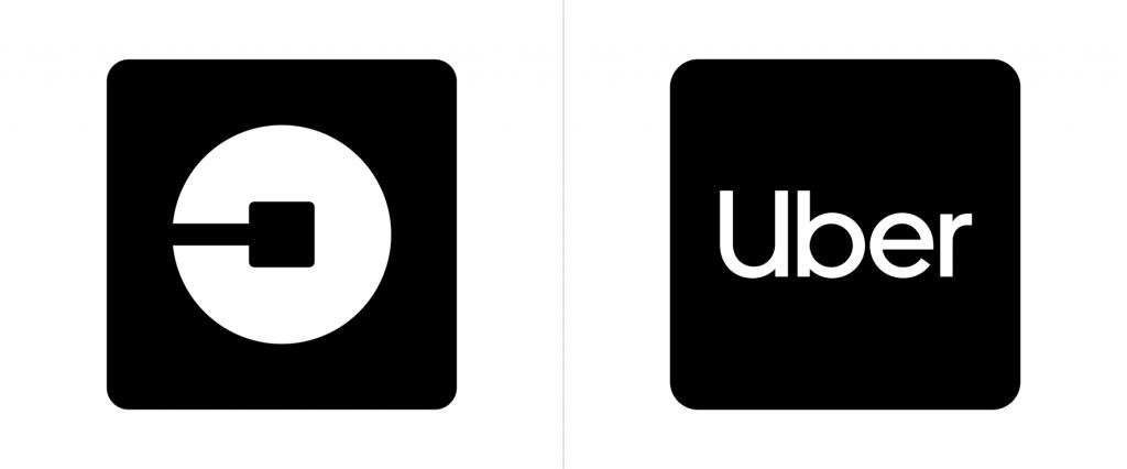 Uber rebrand