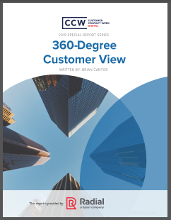 Special Report: 360 Degree Customer View