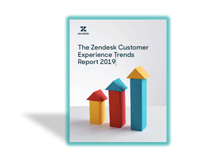 Zendesk Customer experience report