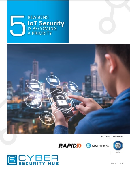 IoT Device Deployments Are Outpacing IoT Security Measures | Cyber