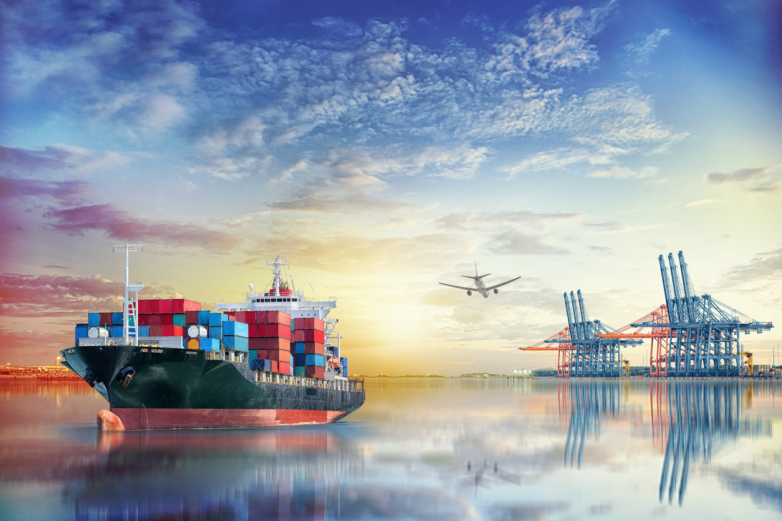 Will ocean freight be the dominant mode of transport for pharma