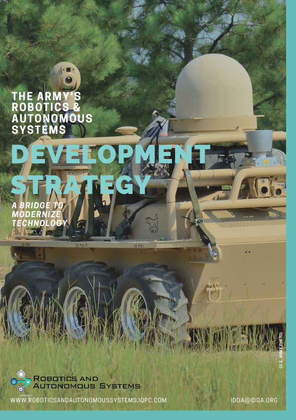 A Bridge to Modernization: Inside the U S  Army's Robotics and