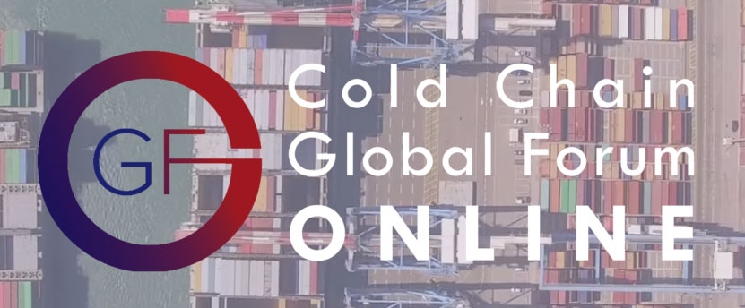 Cold Chain Global Forum Online - 26th June 2018
