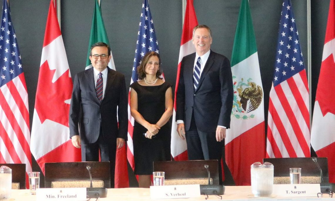 Automotive Iq The Three Sides To A New Nafta Automotive Agreement