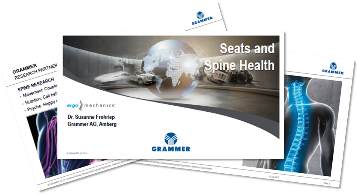 Grammar AG Presentation: on Seat and Spine Health