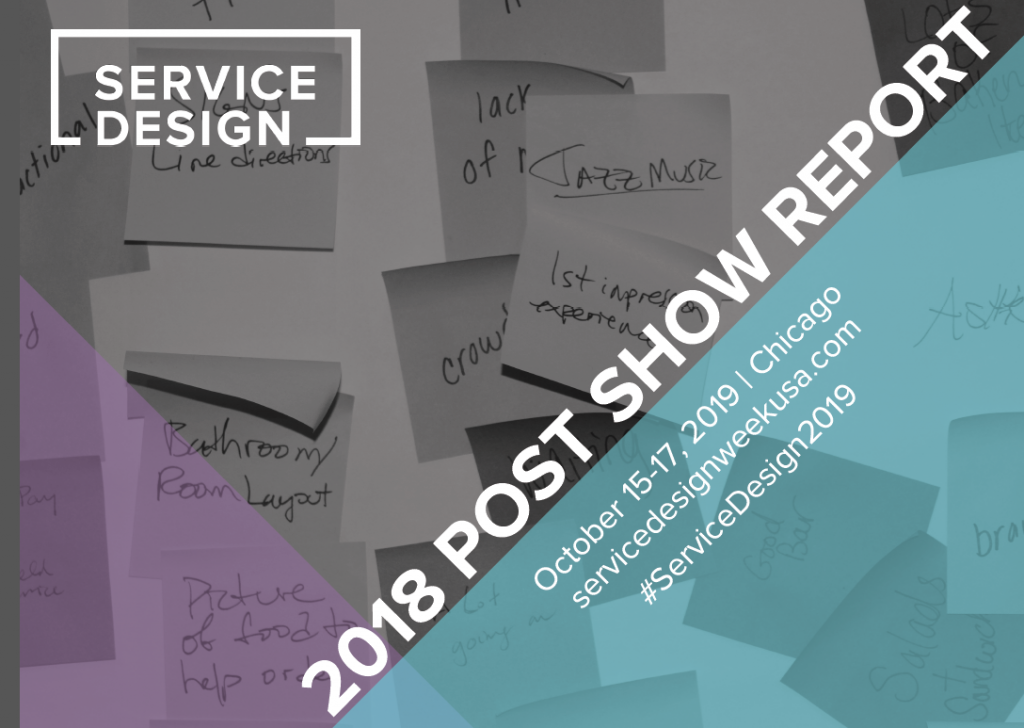 Service Design Week Post Show Report