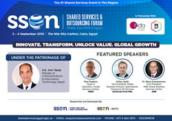 View Your Event Guide - Shared Services and Outsourcing Forum Middle East 2019 in Egypt