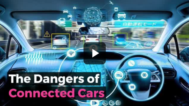 The Dangers of Connected Cars