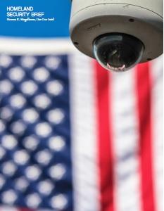 2018 Homeland Security Briefings