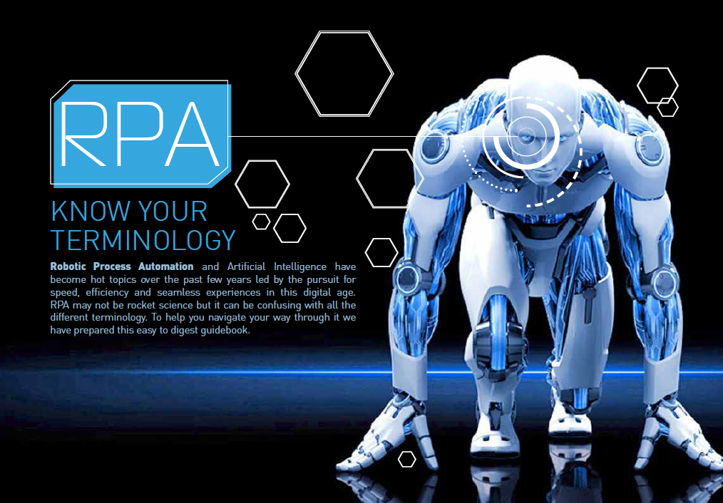 RPA - Know your terminology